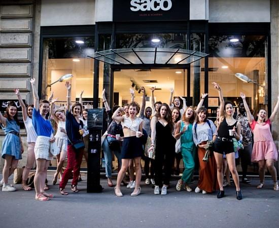 Saco Hair été 2016